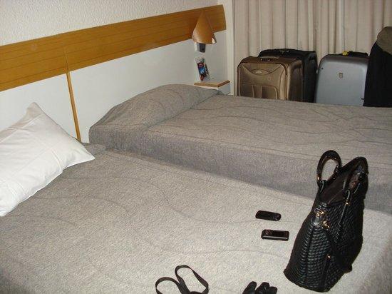 Novotel Paris Est : Quarto do hotel