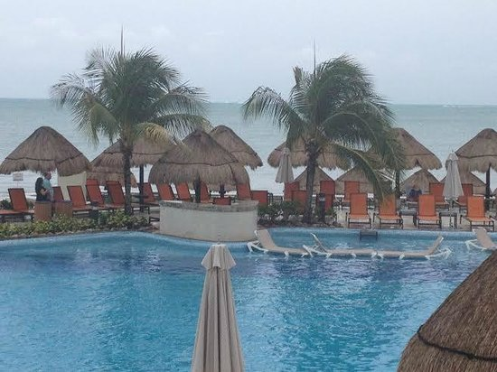 Moon Palace Cancun: nuzic