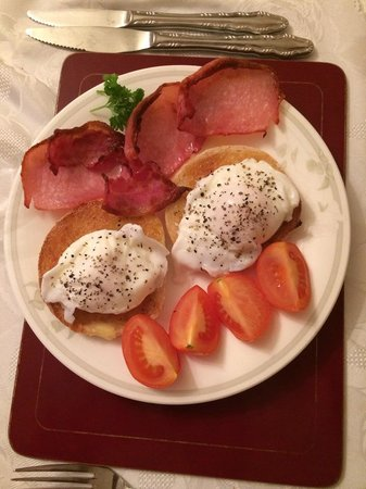 Belsyde Country House Bed & Breakfast: delicious breakfast