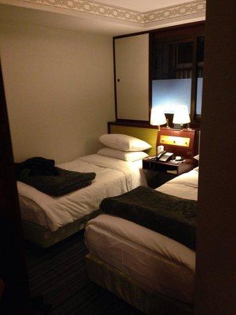 Evergreen Hotel : Room 213