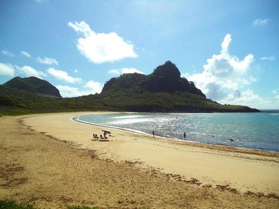 Baia do Sueste: Praia do Sueste, Fernando de Noronha.