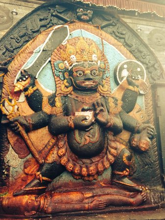 Hotel Encounter Nepal: Kathmandu durbar