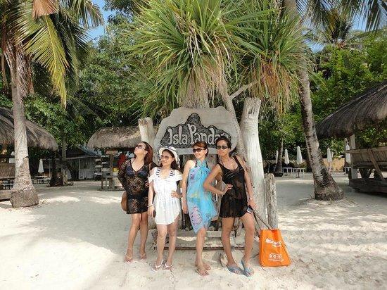 Puerto Princesa Underground River : Honda Bay Island Tour