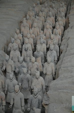 The Museum of Qin Terra-cotta Warriors and Horses: Terracotta Warriors