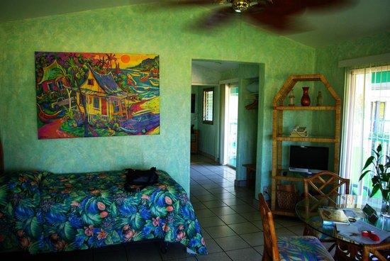 Garden Island Inn Hotel: room 21