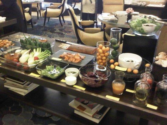 Four Seasons Hotel Beijing: Sunday brunch