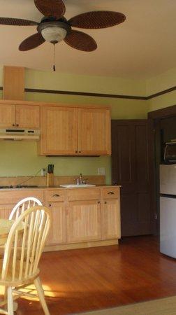 "Victoria Falls Guesthouse : The ""Victoria Suite"" kitchen"