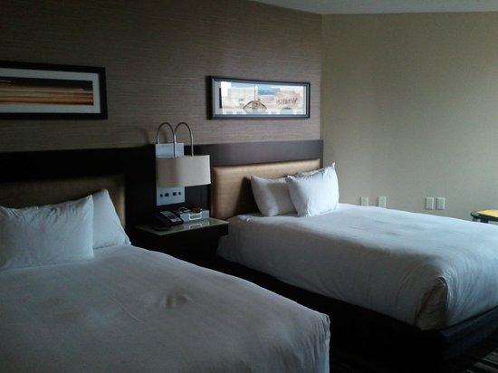 Hyatt Regency Indianapolis : Nice Room