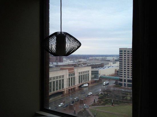Hyatt Regency Indianapolis: Room View