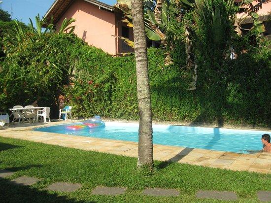 Pousada Antigona: Adorei essa piscina