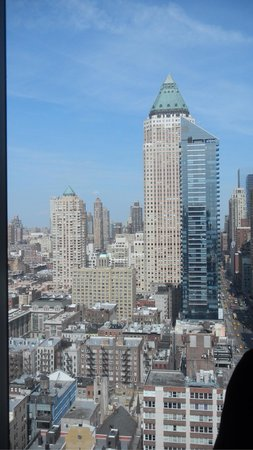 InterContinental New York Times Square : View from our room