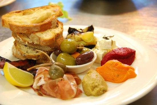 The Northo - North Eastern Hotel: Plates to share