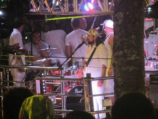 Carnaval en Salvador de Bahia : Bell Marques
