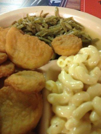 Miller's Restaurant: Vegetable Plate