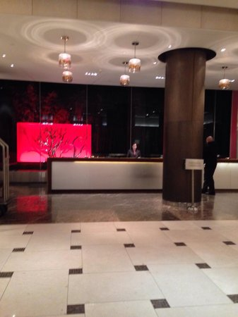 InterContinental New York Times Square : Front desk