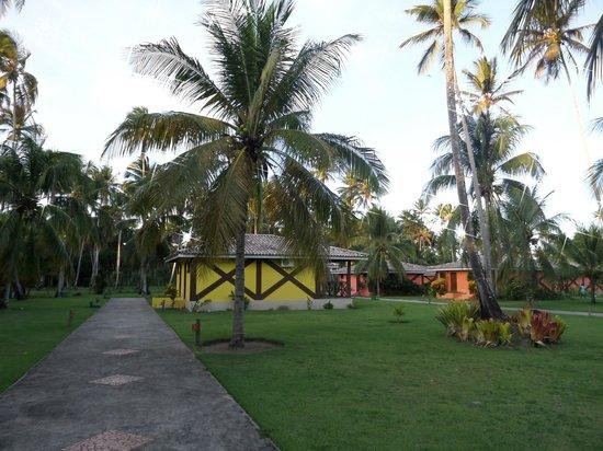Patachocas Beach Resort: bangalô luxo