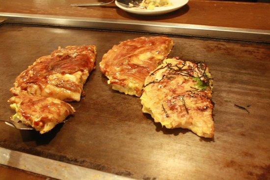 Kiji Umeda Sky Bldg. : best okonomiyaki