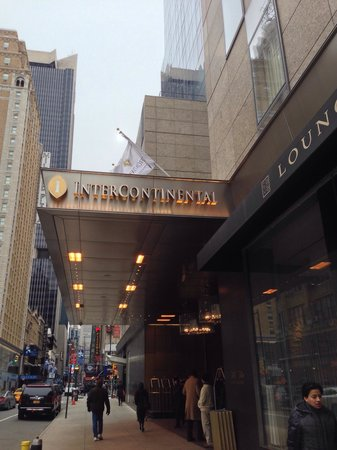 InterContinental New York Times Square : Street view