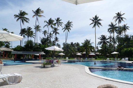 Patachocas Beach Resort: piscina