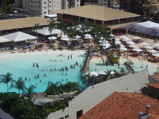 Prive Boulevard Suite Hotel: Water Park
