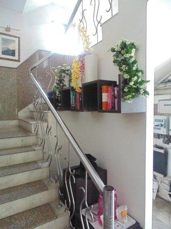 Tatvam Residency: Staircase