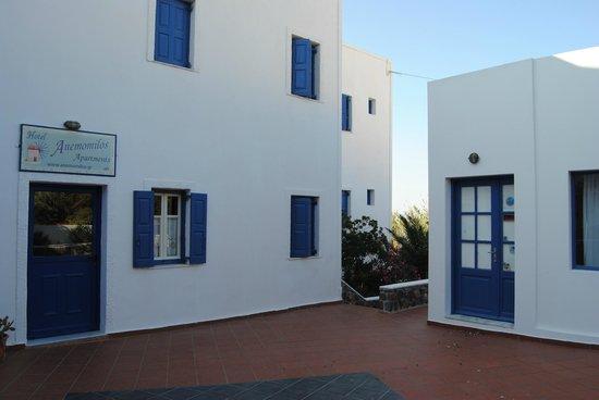 Anemomilos Hotel Apartments : hotel