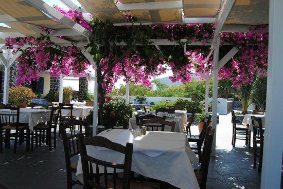 Anemomilos Hotel Apartments : Anemomilos restaurant