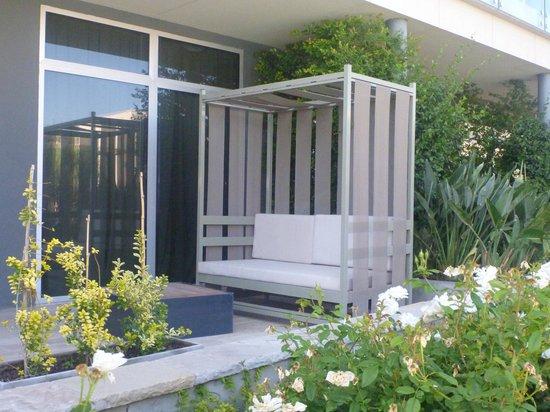 Esplendor Mendoza: terraza habitacion