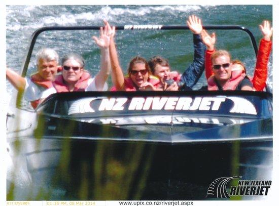 NZ Riverjet Thermal Safari: Pushing it to the limit