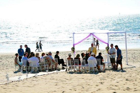 Occidental Nuevo Vallarta: someone's wedding ~