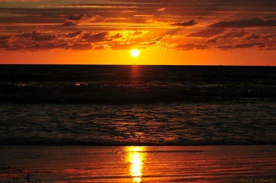 Occidental Nuevo Vallarta: sunset ~