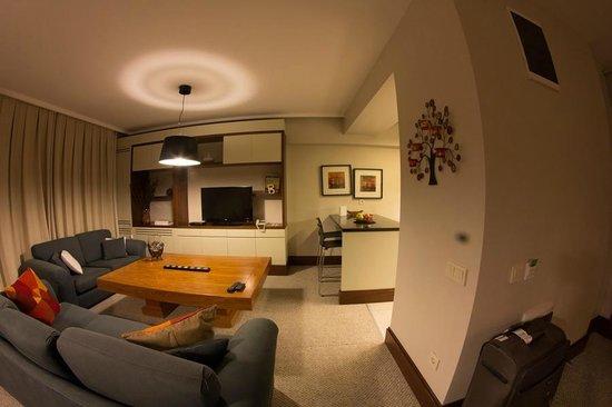 116 Residence: Living Room
