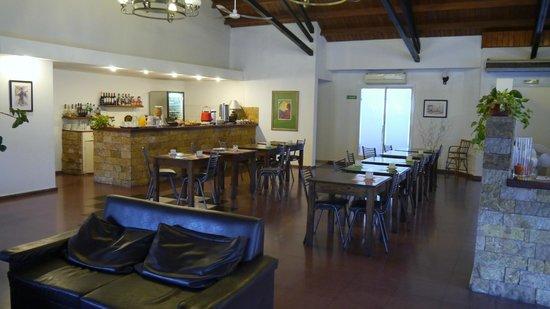 Hotel Portobelo : Desayunador