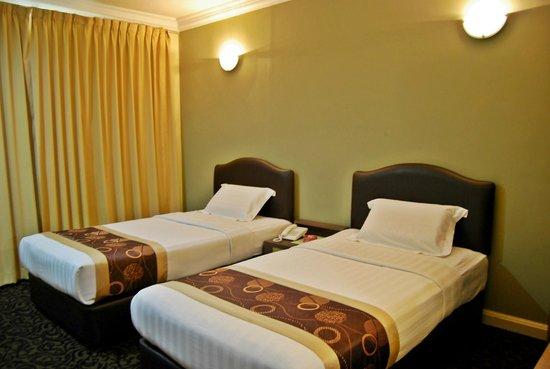 Greenlast Hotel: 2 Single Bedroom