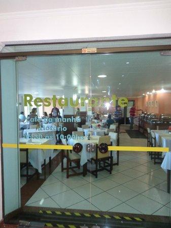 Aguas do Iguacu Hotel Centro: café da manhã