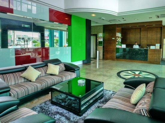 Greenlast Hotel: Hotel Lobby