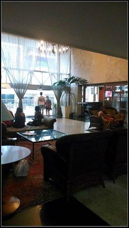 Everest Rio Hotel: recepção