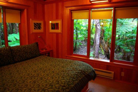 Volcano Places: Bedroom