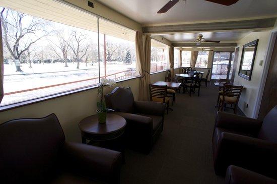 Parkview Inn Motel : Continental breakfast