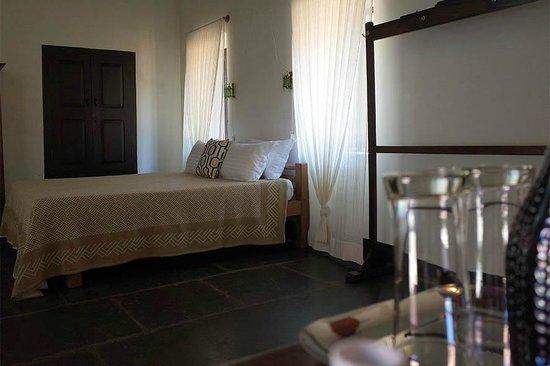 La Villa: double room