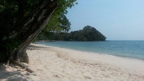 GLOW Elixir Koh Yao Yai: La spiaggia
