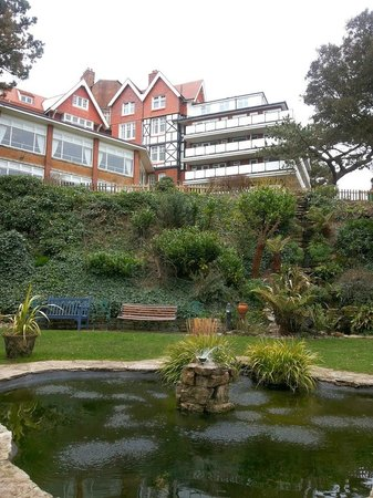 gardens of The Chine hotel