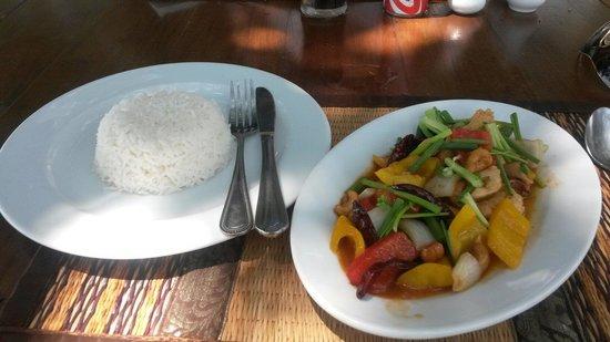 GLOW Elixir Koh Yao Yai: Ottimo cibo!