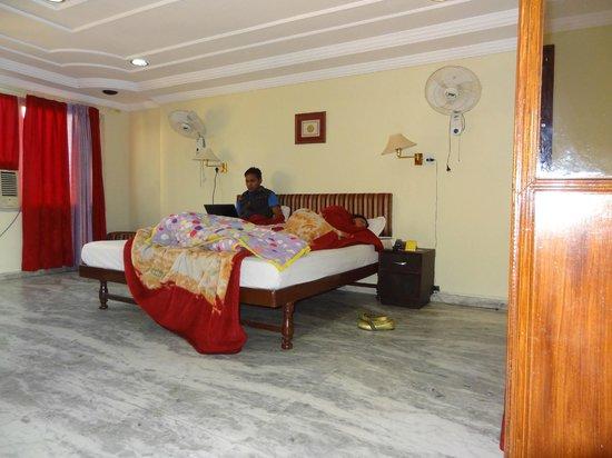 Hotel Padmini Palace: Bed Room