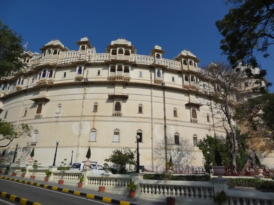 City Palace Government Museum: City Palace