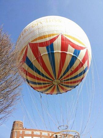 Bournemouth Balloon: The Bornemouth balloon