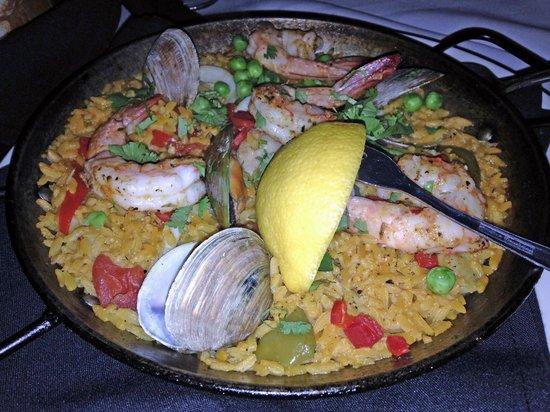 Espana Restaurant & Tapas: Seafood Paella
