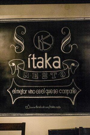 Itaka Hostel: El Ítaka bar