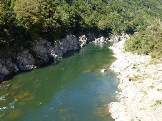Buller Canyon Jet: buller river