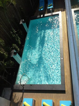 BYD Lofts Boutique Hotel & Serviced Apartments: Pool